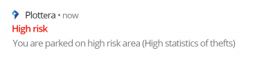 Notification-high-risk
